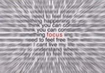 Focus-eye-test