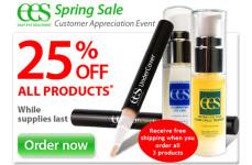 ees spring sale